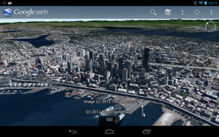 google earth mobile