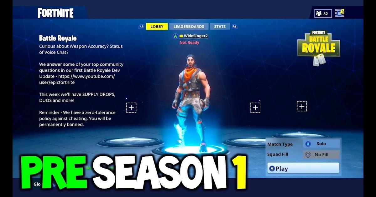 Fortnite Lobby Season 1 Fortnite Aimbot Kopen