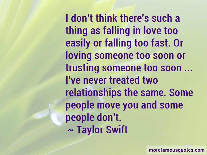 Quotes About Falling In Love Too Fast Top 2 Falling In Love Too