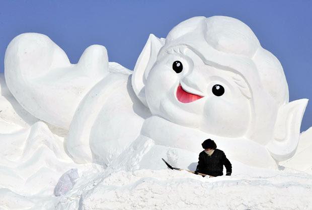 Φεστιβάλ χιονιού