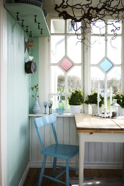 Swedish country cottage