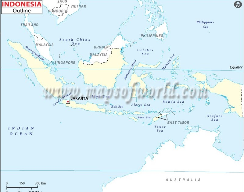 Artis Indonesia Banget Gitu Loh  Indonesia Map Outline