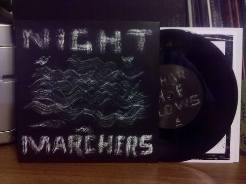 Night Marchers - Thar She Blows 7""