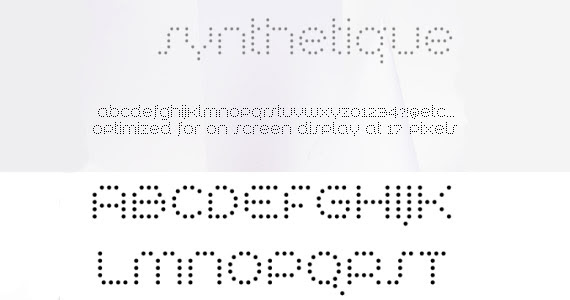 synthetique-free-high-quality-font-for-download