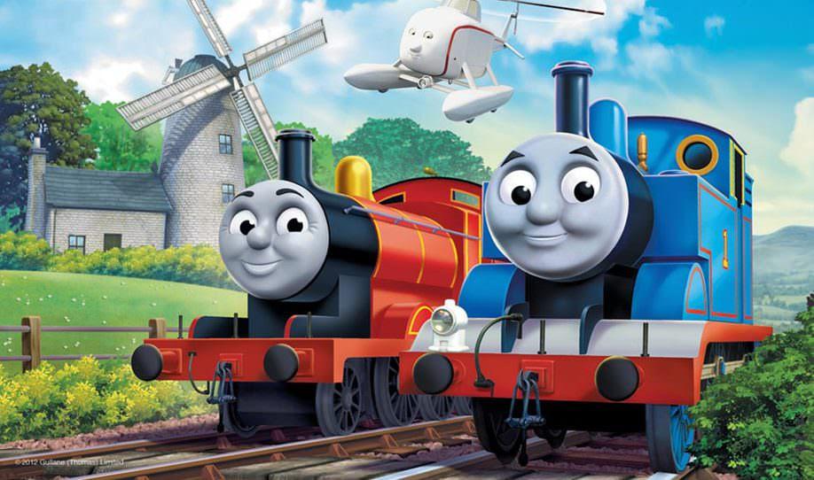 Minika çocuk Thomas Ve Arkadaşları