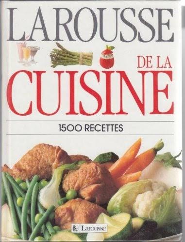 Gratuit livre en francais pdf larousse de la cuisine - La cuisine a toute vapeur pdf ...