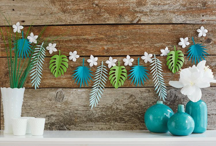 Paper Garlands Home Décor That Makes You Happier Home Interior