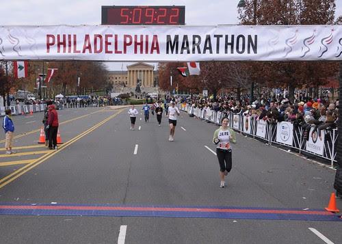 Pro marathon pictures