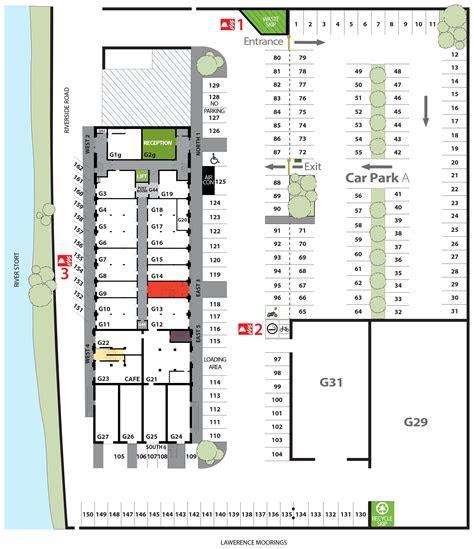car park plan ahbc