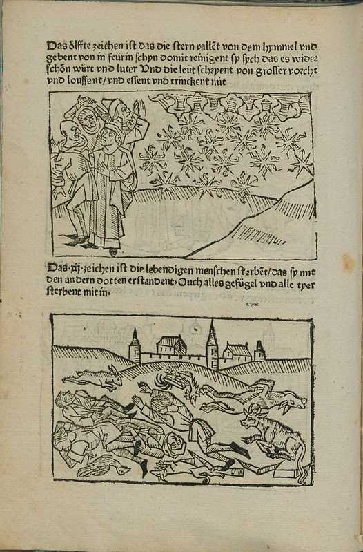Incunabulum woodcut o