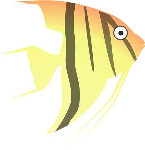 gambar ikan  laut kartun