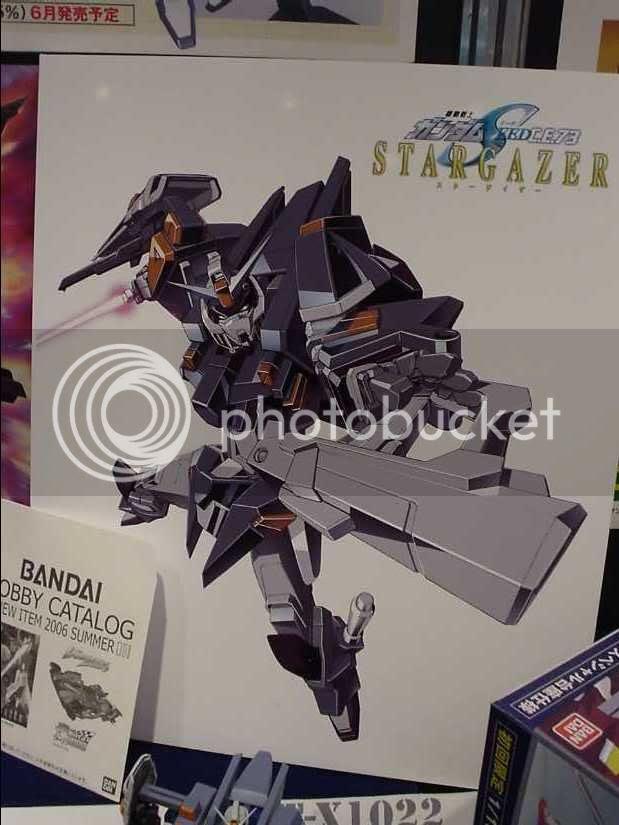 Duel Gundam Kai, from Stargazer
