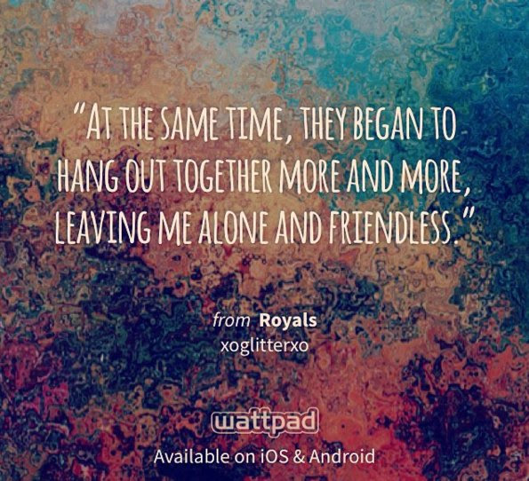 Transform Your Favorite Wattpad Quotes Into Beautiful Pieces Of Art