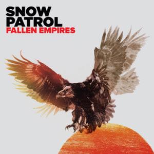 Snow Patrol, Fallen Empires, new, album, cd, cover, box, art, image