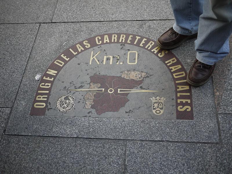 0公里標誌 Kilómetro Cero
