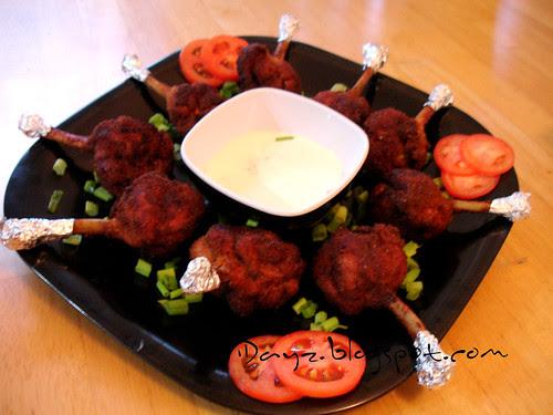 Chicken Lolipop - iDayz