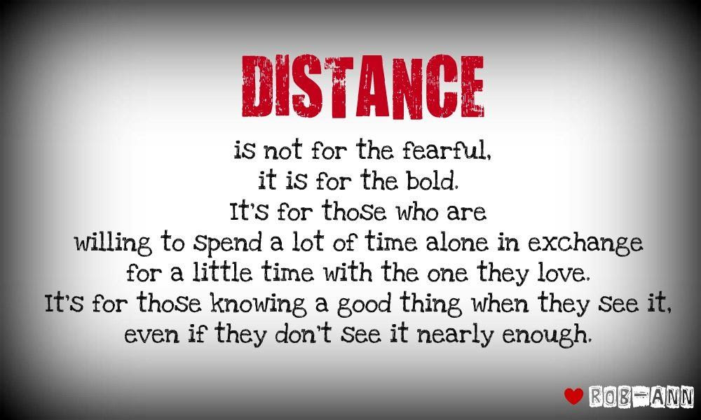 Valentines Quotes Distance | 3 Quote