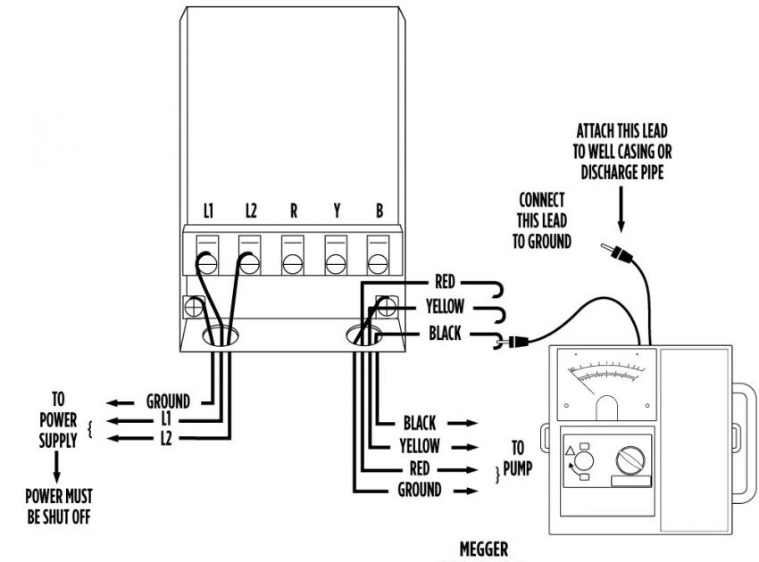 wiring diagram for well pressure switch  wiring diagram