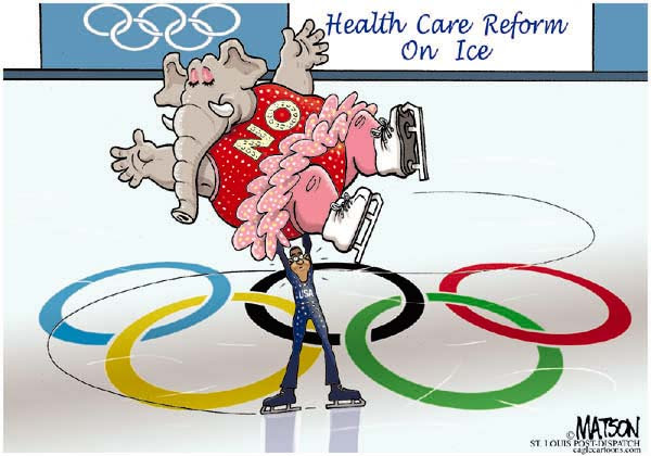 Cartoon by R.J. Matson