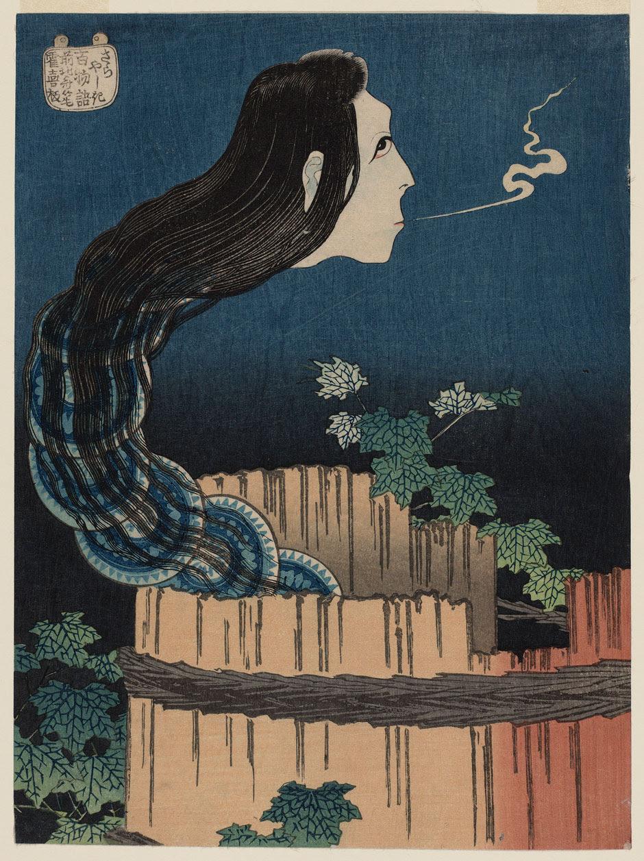 Resultado de imagen de Hokusai