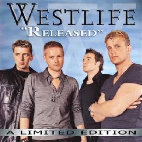 released limited edition westlife mp buy full tracklist