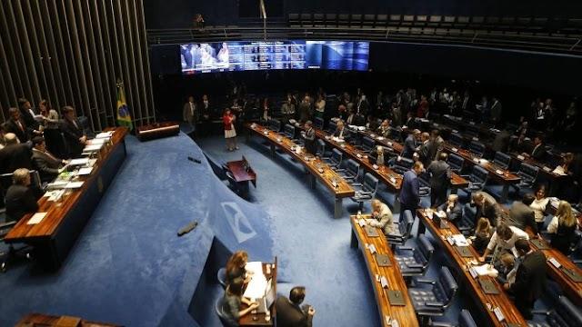 Antes da reforma, Senado concede três aposentadorias a ex-senadores