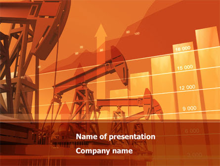 Oil Production Presentation Template For Powerpoint And Keynote Ppt Star