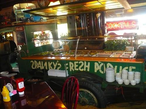 Spankys Salad Bar