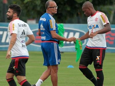Relacionados para jogo contra o Náutico, pela Copa do Brasil