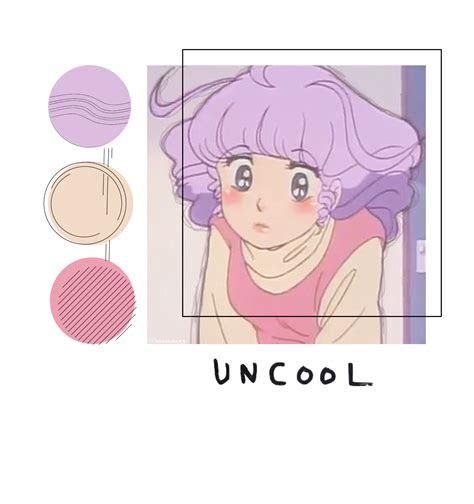 freetoedit anime art aesthetic pasteleffect pink purple