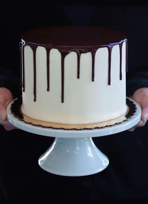 Whipped Bakeshop Philadelphia: Chocolate Waterfall Cake