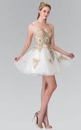 Lovely Crystal Sleeveless Homecoming Dress 2018 Short