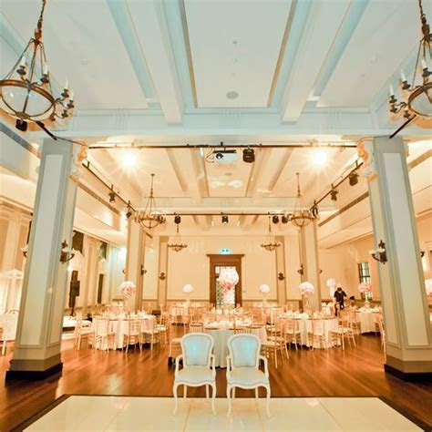 Brisbane City Hall   Wedding Venues George Street   Easy