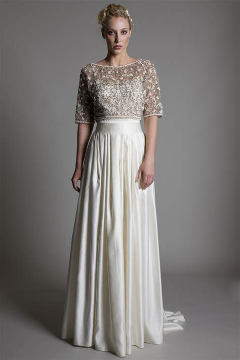 monday muse halfpenny london bridal dresses  vintage