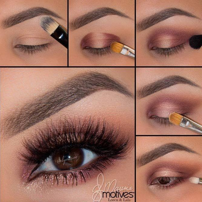 How To S Wiki 88 Apply Eyeshadow