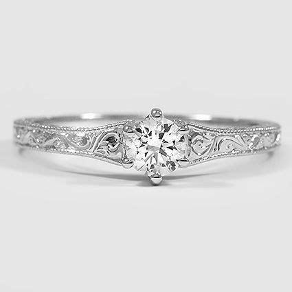 14K Rose Gold Hudson Ring   My precious    Engagement