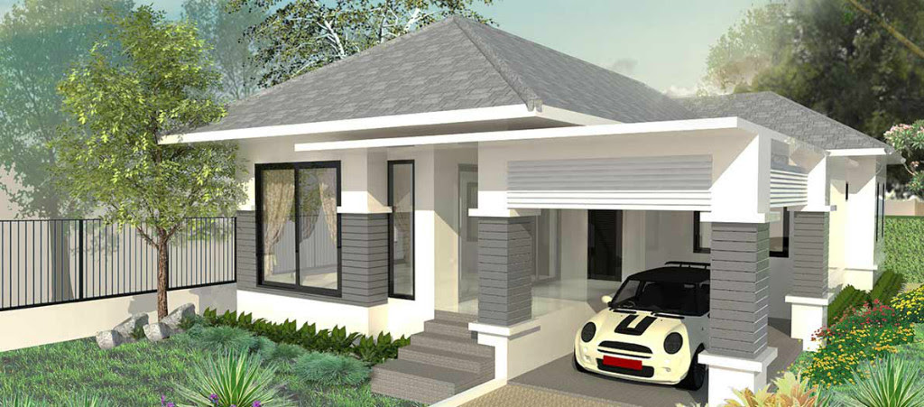2-BEDROOM HOUSE IN A NEW RESIDENTIAL DEVELOPMENT IN NATHON ...