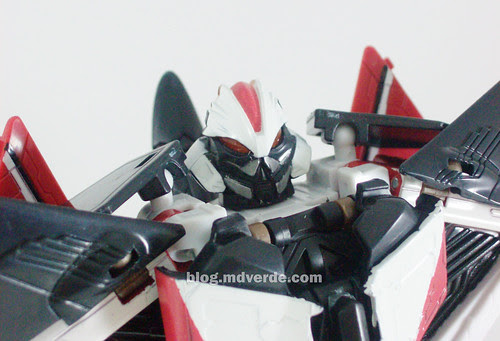 Transformers Ramjet RotF Voyager - modo robot