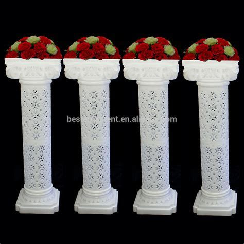 Wedding Decorative Plastic Roman Column   Buy Wholesale