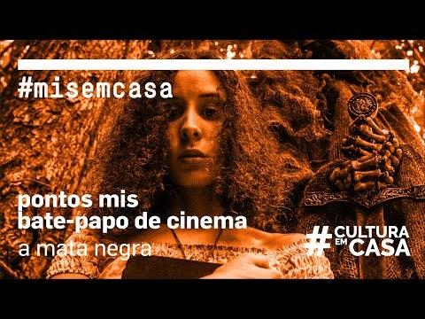 TV AVARÉ - AGENDA CULTURAL - A mata negra l Pontos MIS Bate-papo de Cinema