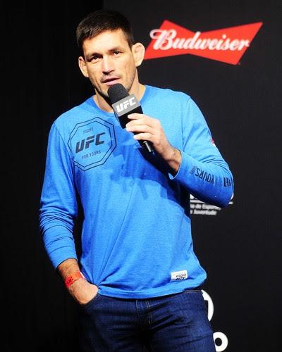 Demian Maia, entrevista UFC São Paulo (Foto: Marcos Ribolli)