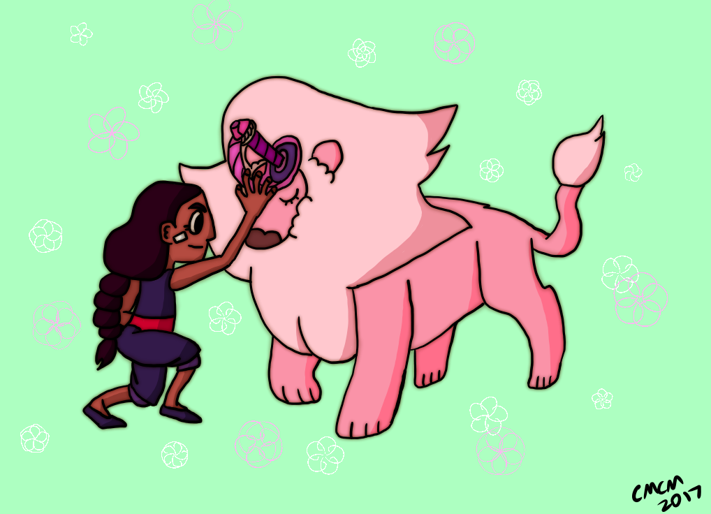 SU commission for a friend! i really loved how this turned out, i don't draw connie nearly enough tbh