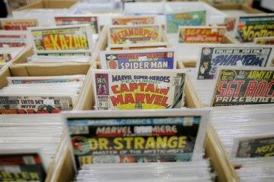 Grand Forks Comic Book Store
