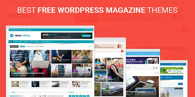 Top Best New Themes For Free WordPress 2021
