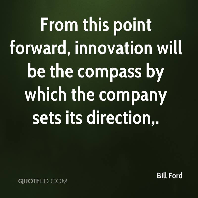 Bill Ford Quotes Quotehd