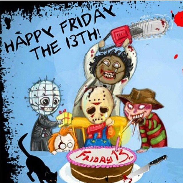 Happy Friday The 13th Killers Pictures Photos And Images For