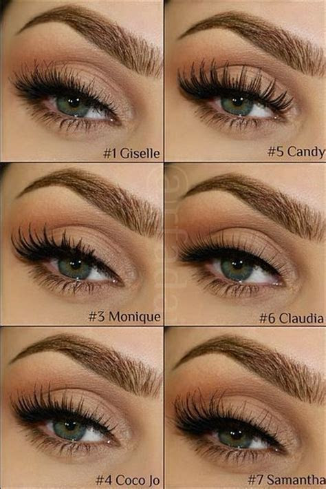 Best 25  Fake eyelashes ideas on Pinterest   Thicker