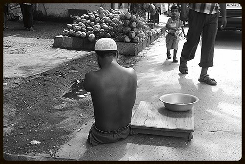 He Has Turned His Back On Humanity ,, by firoze shakir photographerno1
