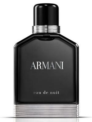 Armani Eau de Nuit Giorgio Armani Masculino