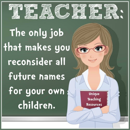 100+ Funny Teacher Quotes Page 9